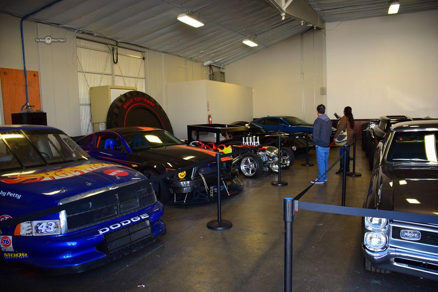 Hot Wheels Garage at the ADM and SANTA!!