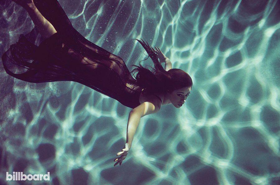 Camila Cabello for Billboard