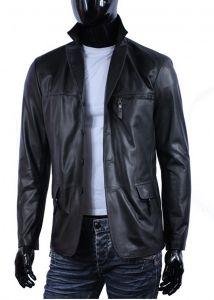 Marynarki Meskie Ze Skory Naturalnej Jackets Leather Jacket Fashion