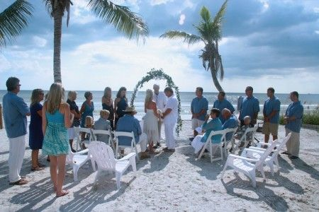 Fort Myers Beach Wedding Cottage