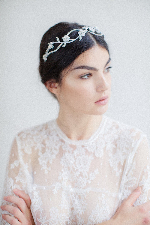 SIRI HEADPIECE | Inspiración bodas - Wedding Inspiration | Pinterest ...