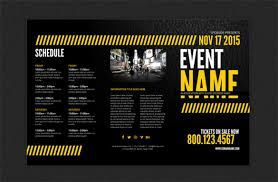 Image result for corporate event brochure