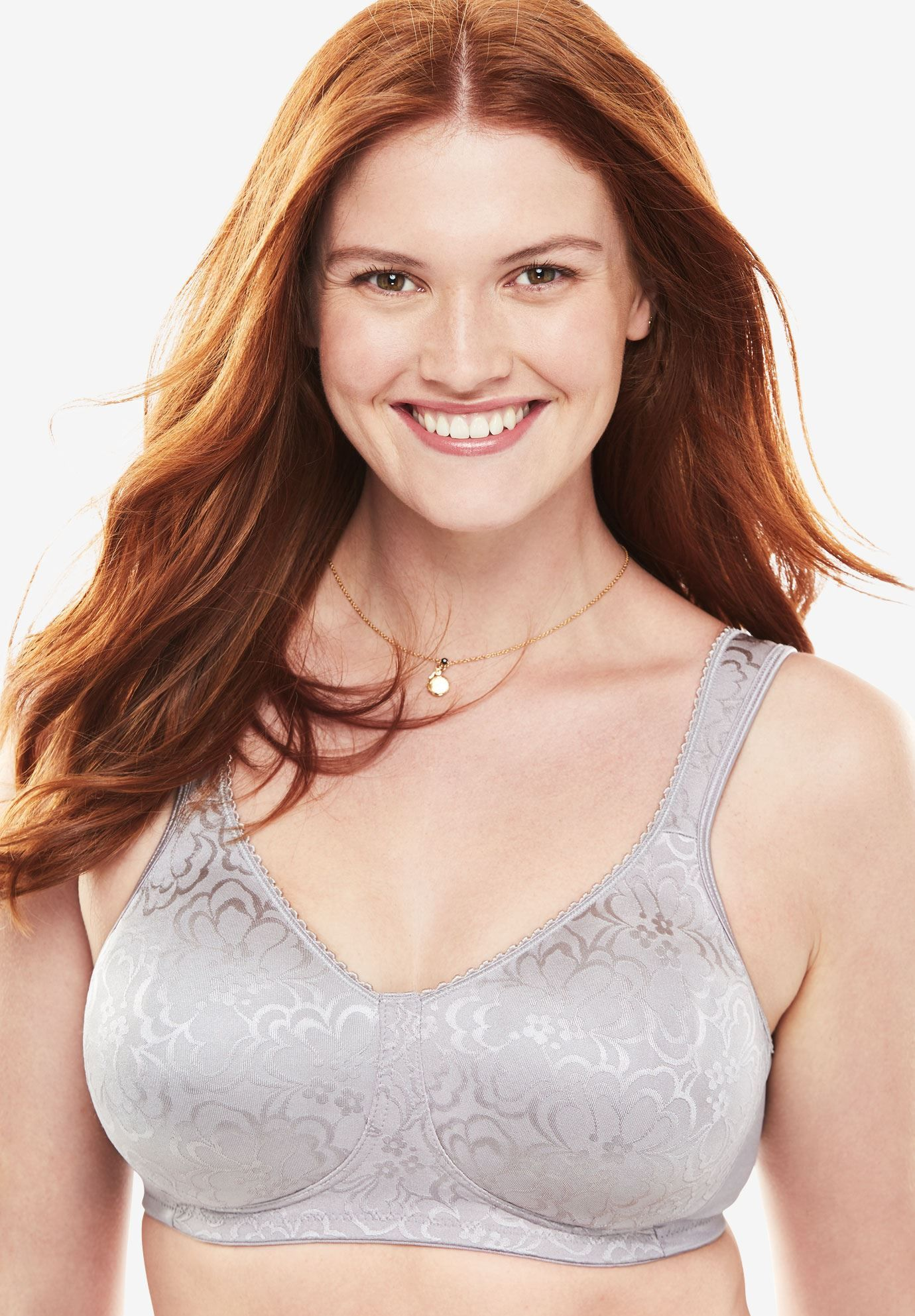 110343f873 18 Hour Ultimate Lift Wireless Bra by Playtex - Women s Plus Size Clothing