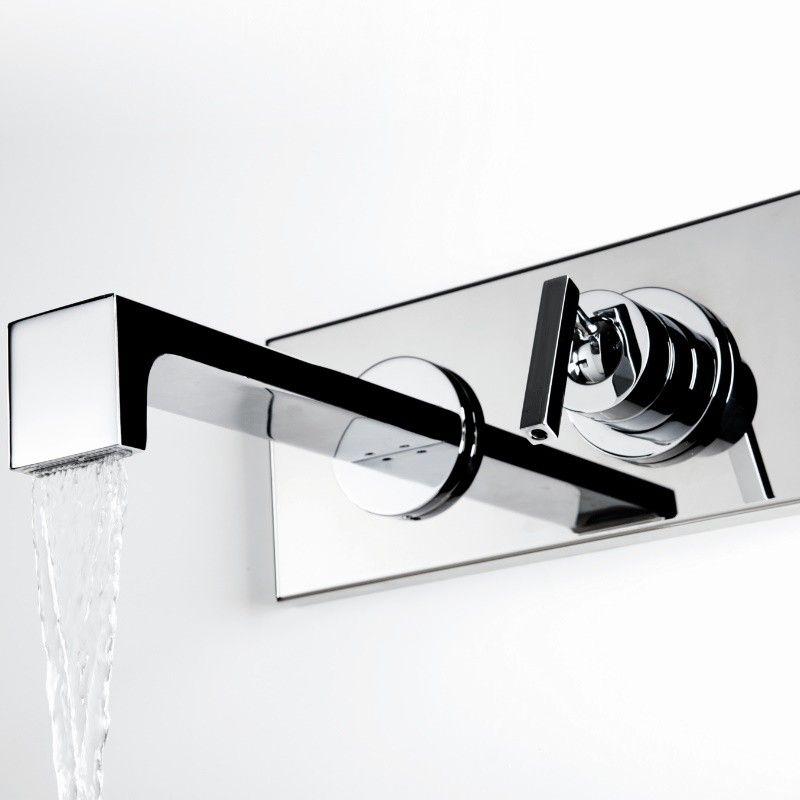 Ritmonio Unterputz Waschtischmischer Waterblade J Design Peter