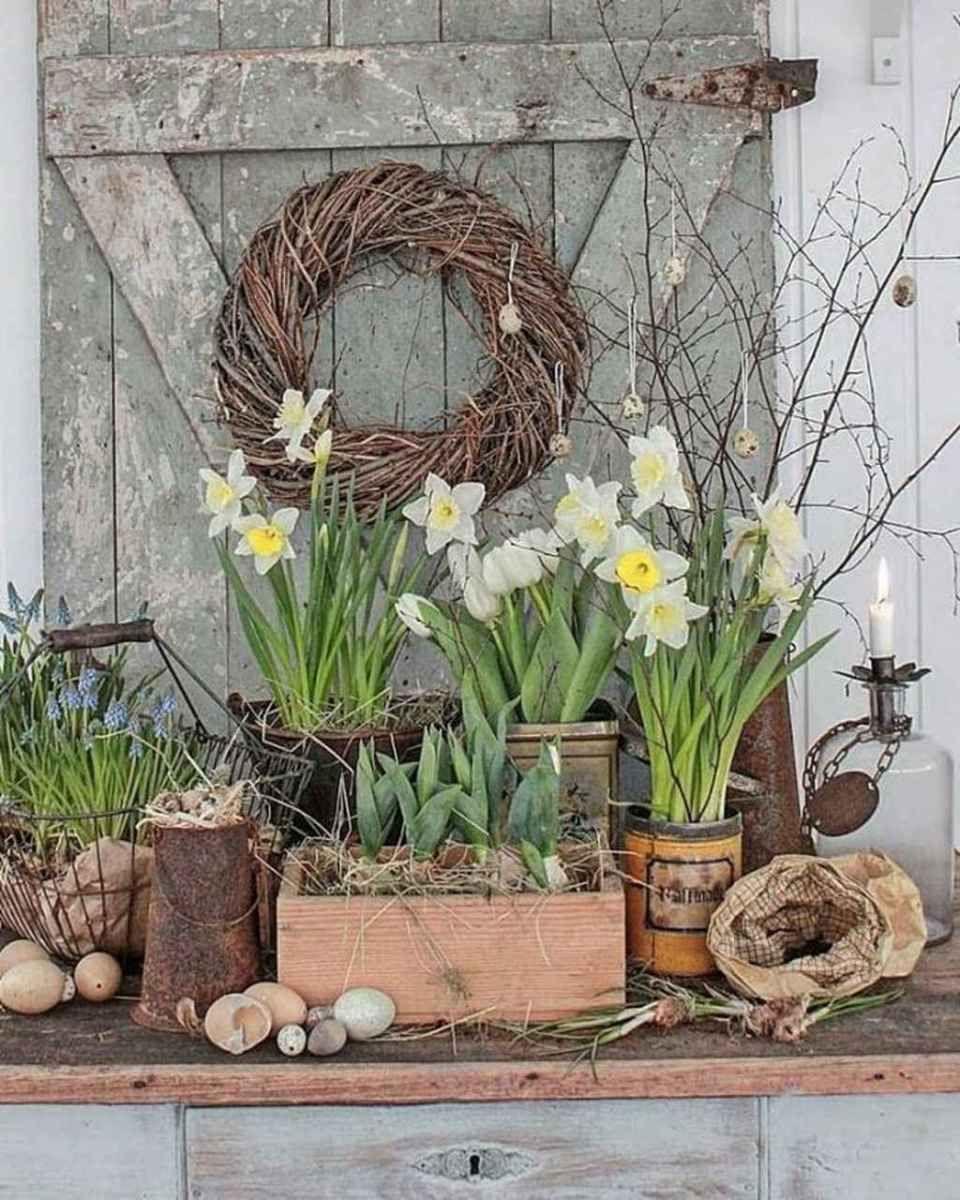 01 Attractive Summer Farmhouse Decor Ideas For Your Home