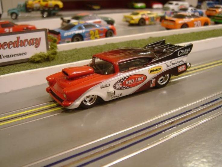 4 gear drag race slot cars Google Search Slot car drag
