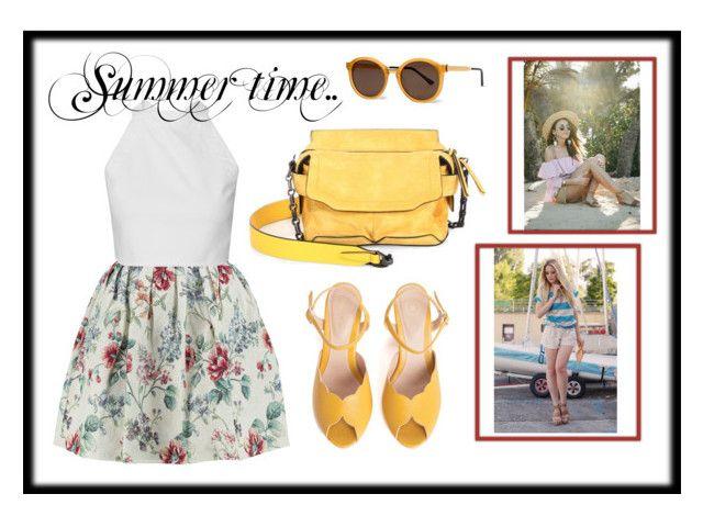 Raoul dress polyvore summer