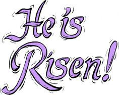 he is risen clip art free easter quilting sewing pinterest rh pinterest com he is risen clip art images christ is risen clipart