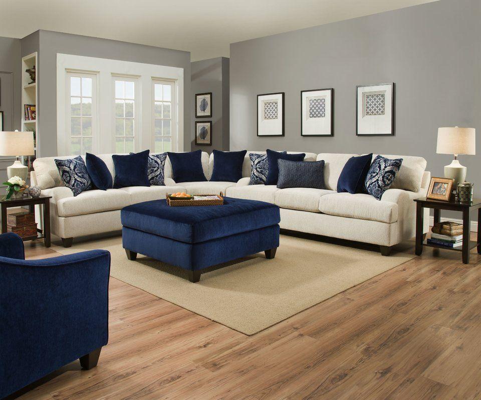 Hattiesburg Configurable Living Room Set Living Room Remodel