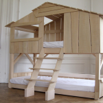 Outdoor Playhouse With Loft Plans