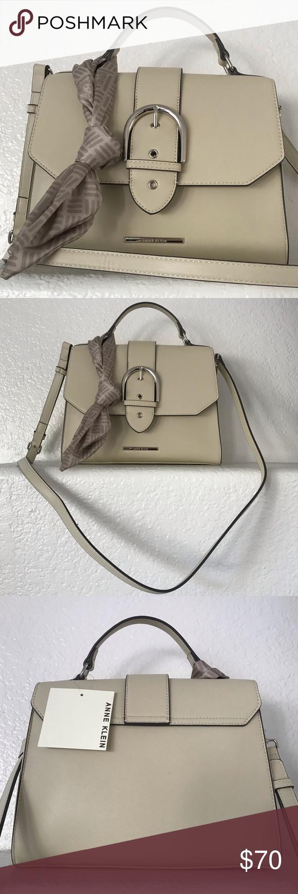 f5a96ee2239 Anne Klein Women's handbag. Beautiful, elegant Anne Klein ladylike top  handle handbag. Anne Klein Bags