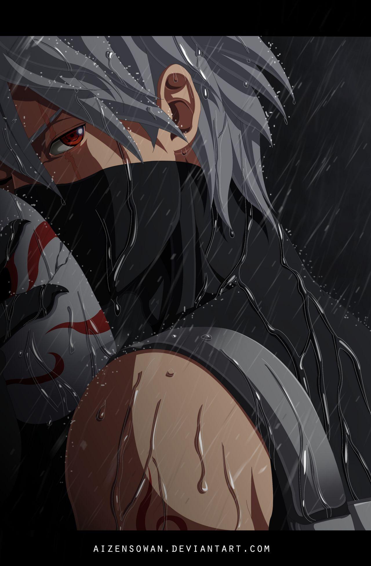 Naruto - Hatake Kakashi by AizenSowan on DeviantArt