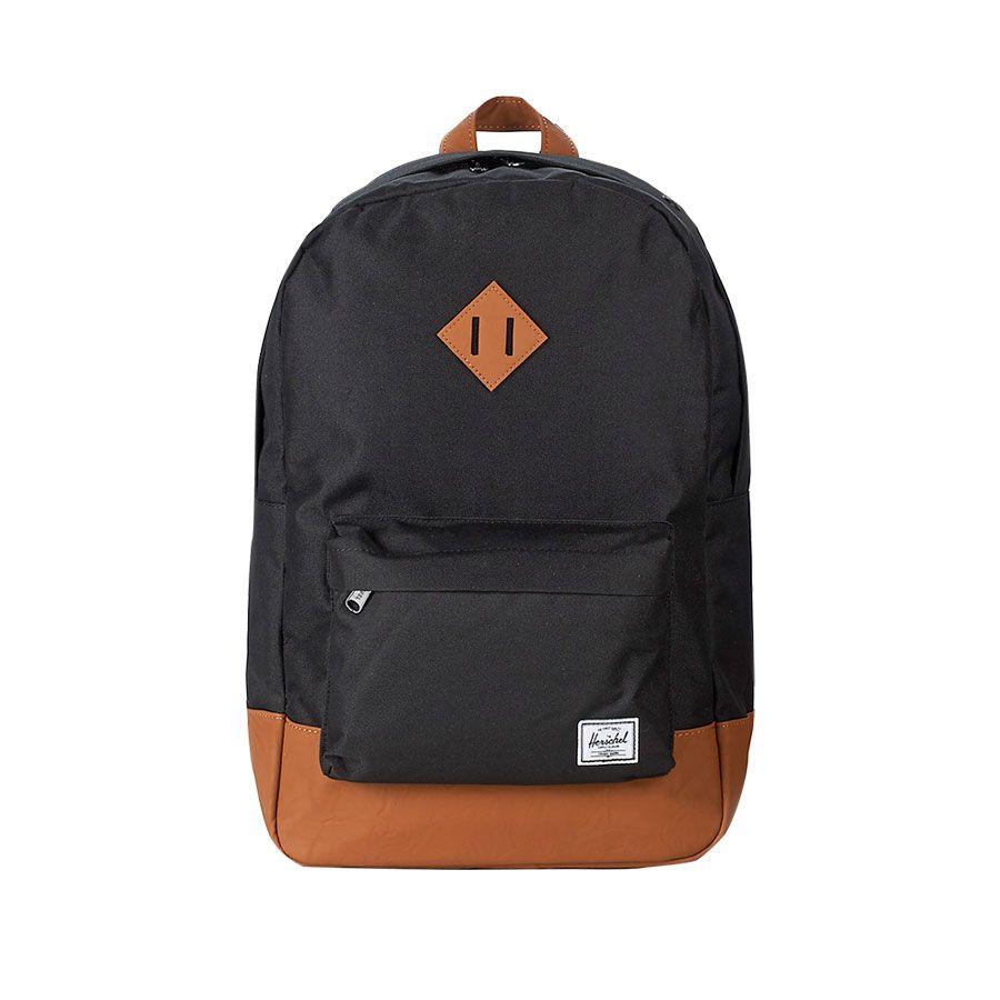 School bag herschel - Herschel Sac Dos H Ritage Youth Noir School Bag Kid