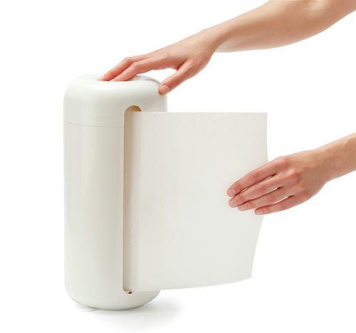 Paper Towel Holder by Karim Rashid for Siliconezone