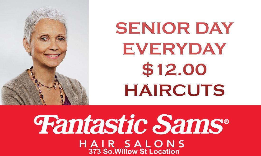 Fantastic Sams Hair Salon 373 S Willow St Manchester Nh Senior