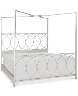Rachael Ray Cinema Convertible King Canopy Bed Macys