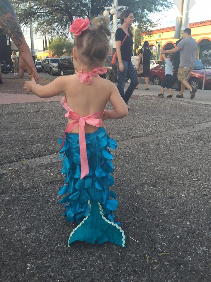 Halloween Costumes for Girls Mermaid