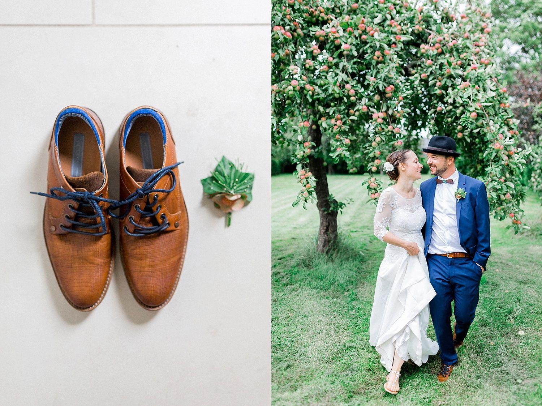 Hochzeit im Landhaus Bresch. #gettingready #bridalshooting #brautpaar #wedding #weddingcouple #hochzeit #berlin #braut