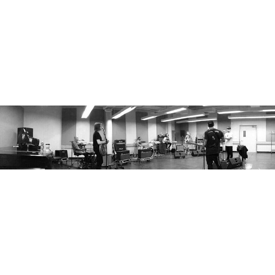 maddybhappy:  Rehearsals in NYC #WeAreDone