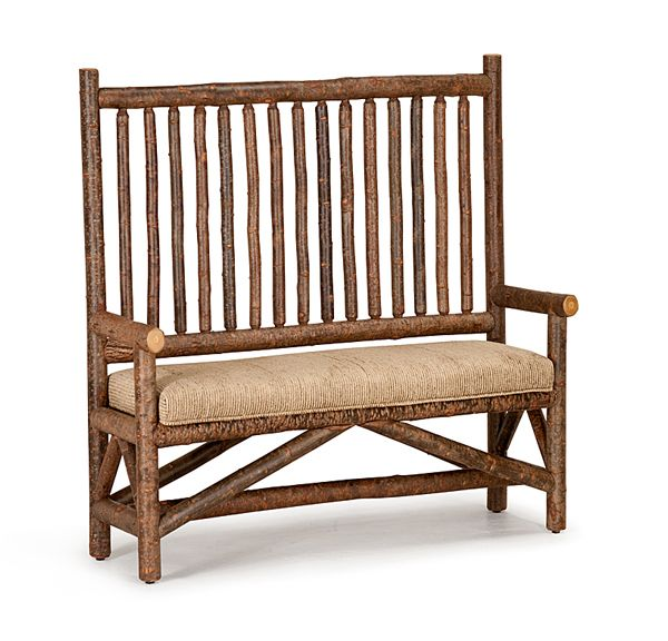 A Look At The Deacon S Bench And Other Rustic Benches From La Lune Rustic Bench Deacons Bench Rustic Furniture