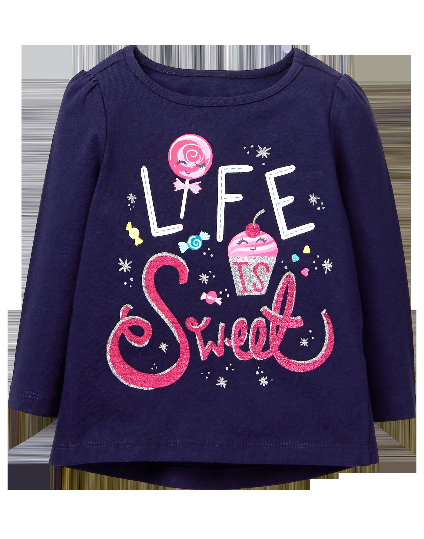 12fc59dd4 Sweet Life Tee