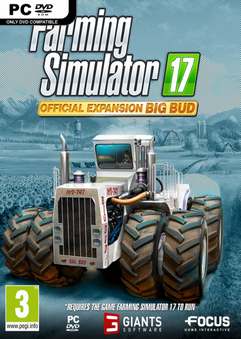 Free Download Farming Simulator 17 Big Bud PC Game