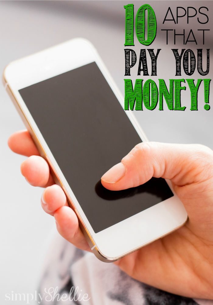 The 10 Best Apps That Pay You Money! Apps that pay you