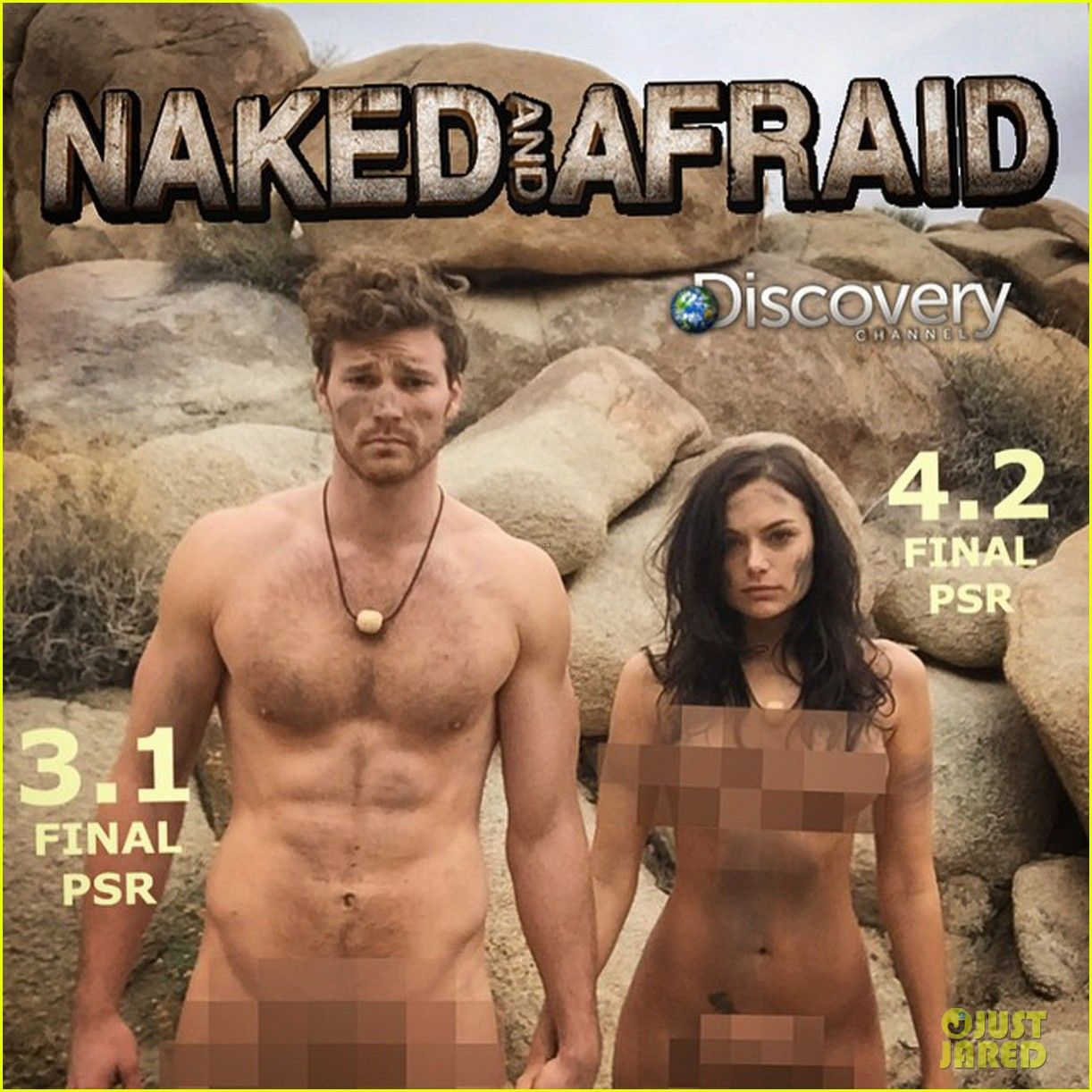 Aunt naked and afraid nude hot
