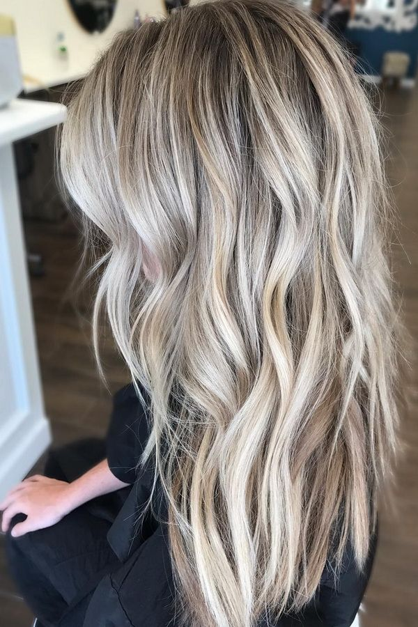 Blonde Hair Painting : blonde, painting, Latest, Balayage, Blonde, Winter, Style, Summer's, Along, Addition, Opi…, Colour, Blondes,, Hair,, Painting
