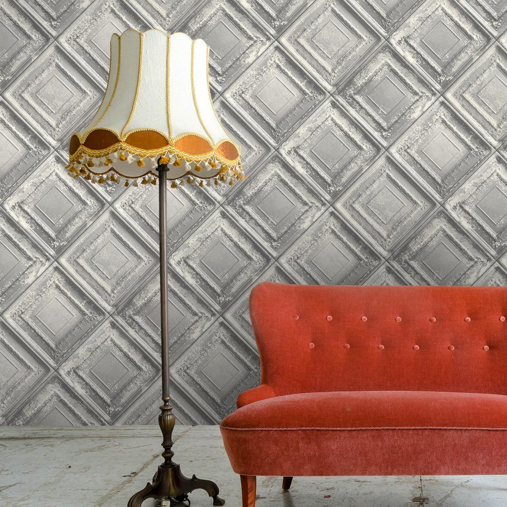 Pin by Woodchip & Magnolia on Grey Wallpaper (With images