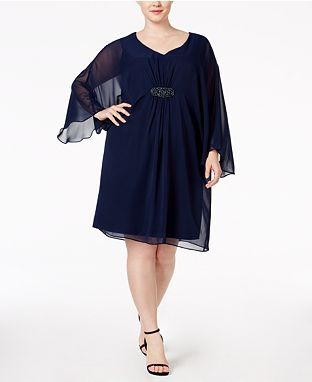 Plus Size Special Occasion Dresses - Macy\'s | Mother of the bride ...