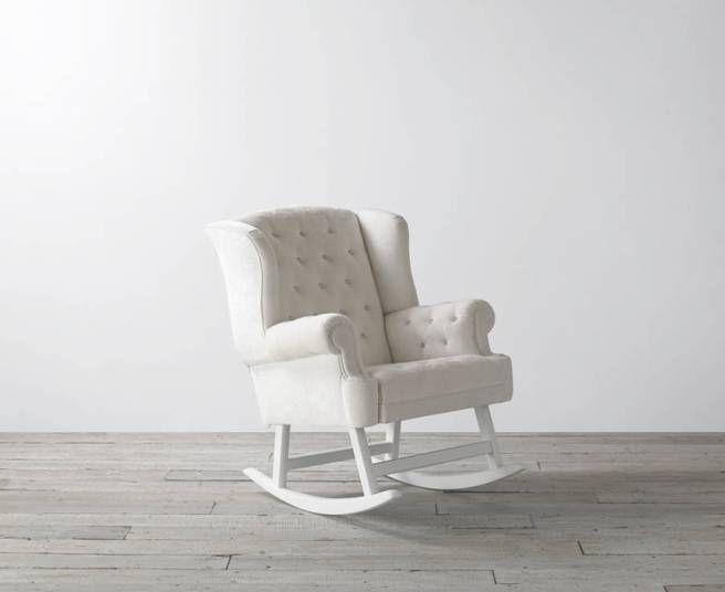 Designer Nursery Rocking Chair