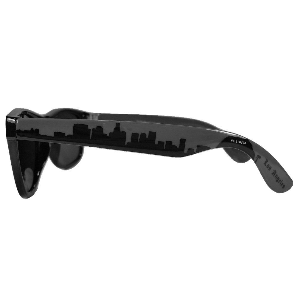 Skyline Sunglasses Los Angeles Wayfarers Grey