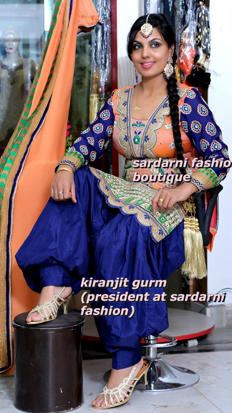 Sardarni Fashion - boutique | Punjabi suits | Punjabi