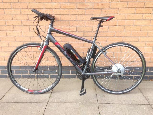 Scott Metrix electric bike conversion | Electric bike kits ...