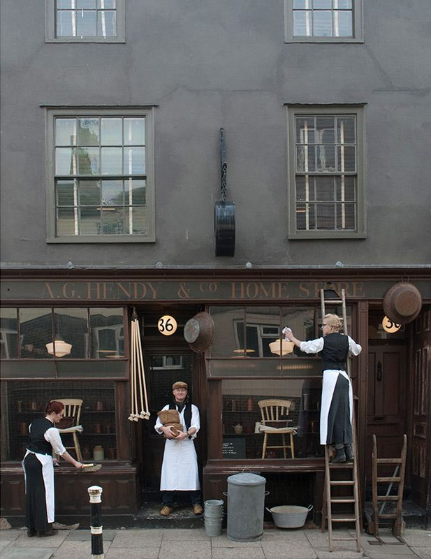 Open All Hours. Alastair Hendy and Co Home Store - Hastings (Guardian review)