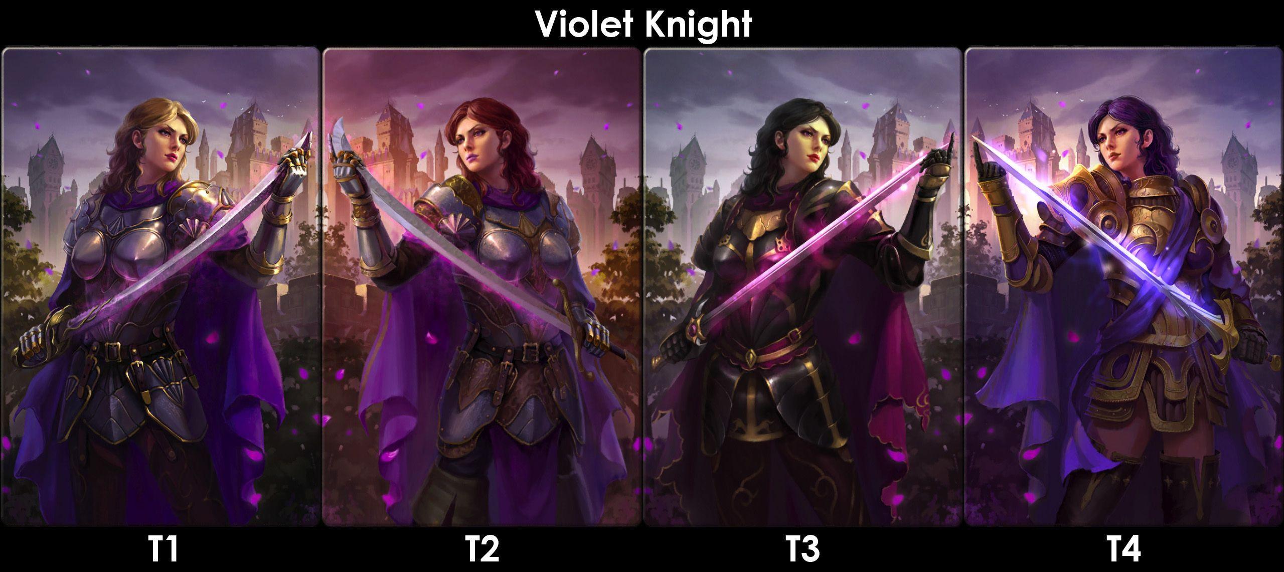 Violet Knights