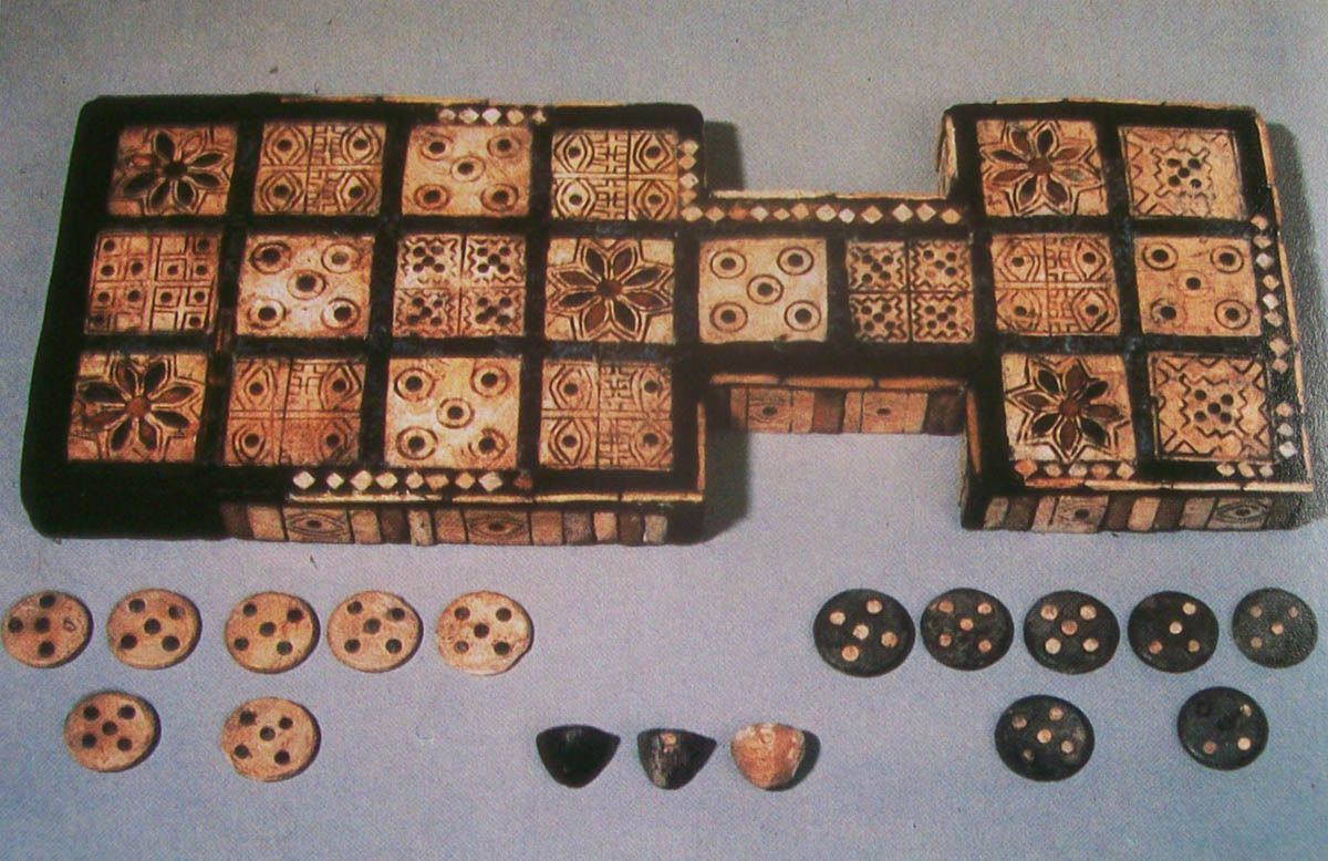 games of India Traditional Board Games of India
