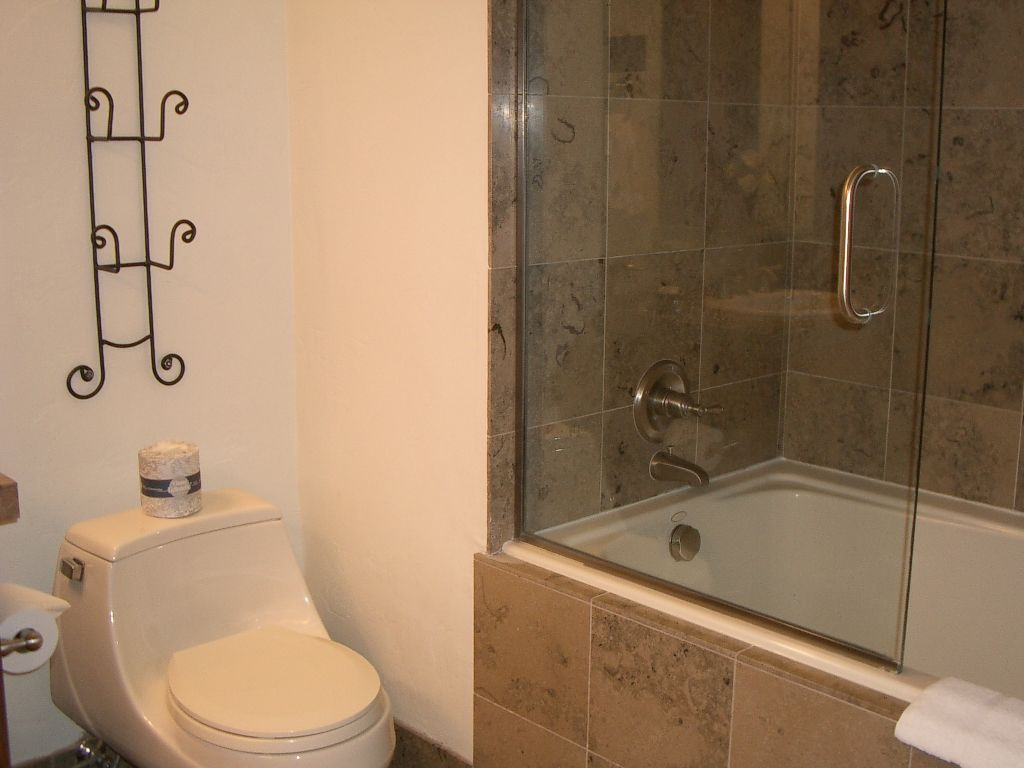 Small Tub And Shower Combo: Image Result For Tub Door Small Bathroom