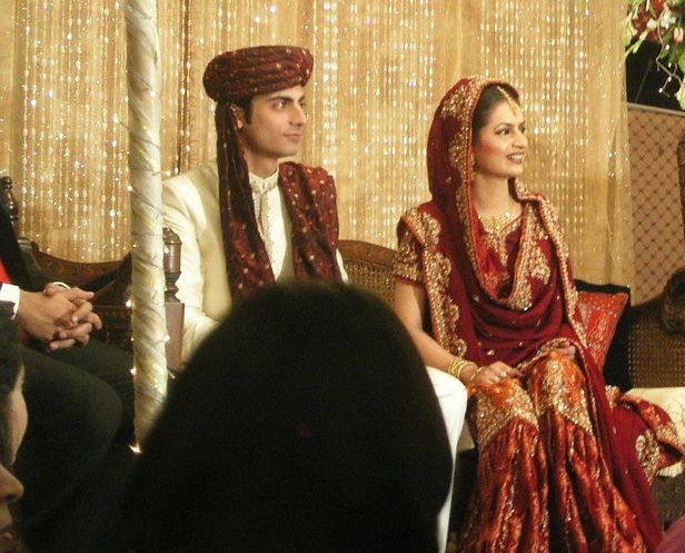 Classic outfits are always timeless Fawad Khan Wedding