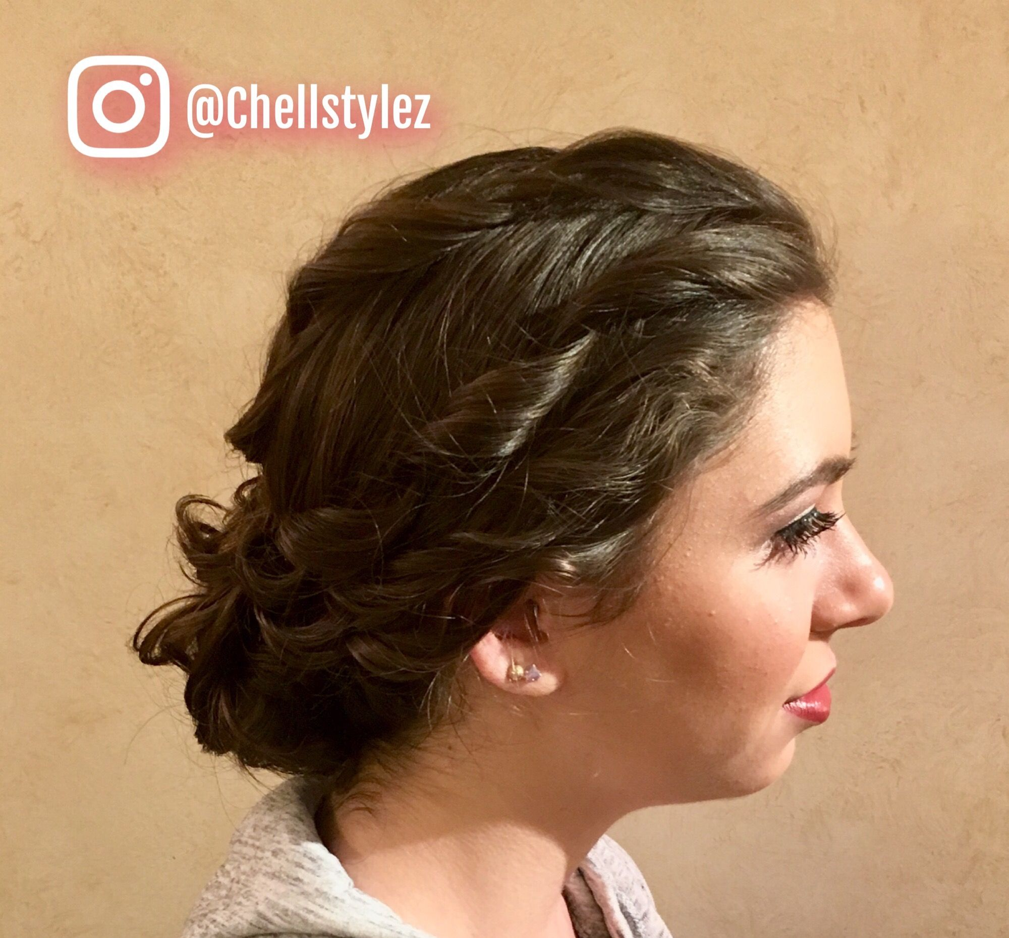 Updo For S Sweet 16 Softupdo Updo Hair Pinterest Sweet 16