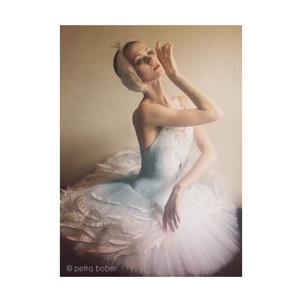 for the love of ballet ❤ liked on Polyvore