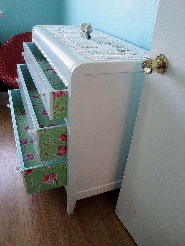 Lily's Art Deco Dresser Renovation