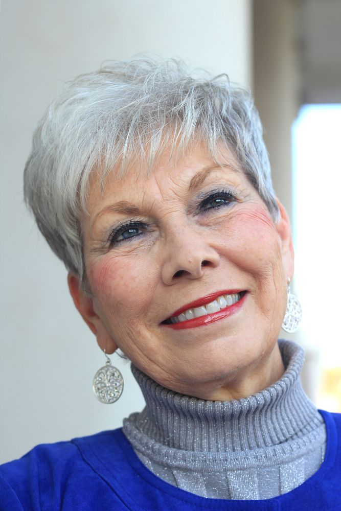 salt and pepper short hairstyles for women over 50 short salt and pepper hair women google search short