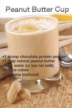 Protein Shakes #proteinshakes