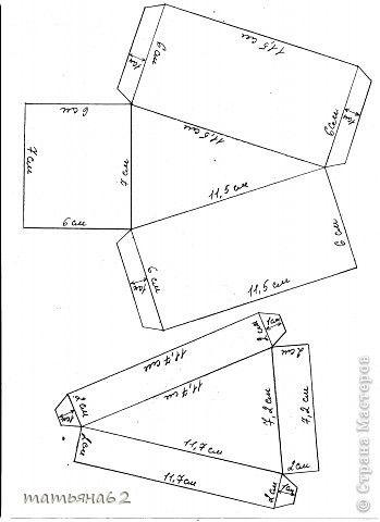 Как сделать геометрические фигуры из бумаги? Схемы и советы 54