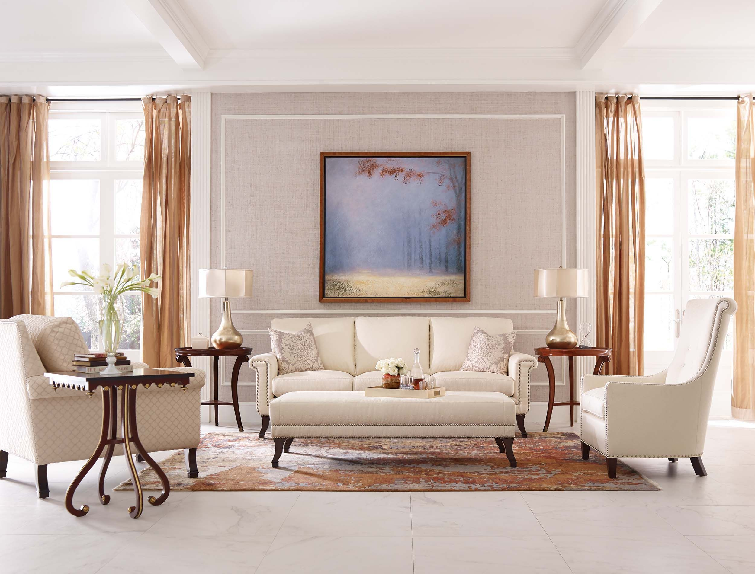 Traditional Living Room Furniture Sets (Traditional Living ...