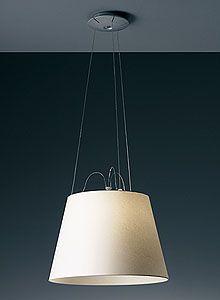 Artemide Tolomeo Mega Pendant Lamp Lamp Pendant Lamp Artemide
