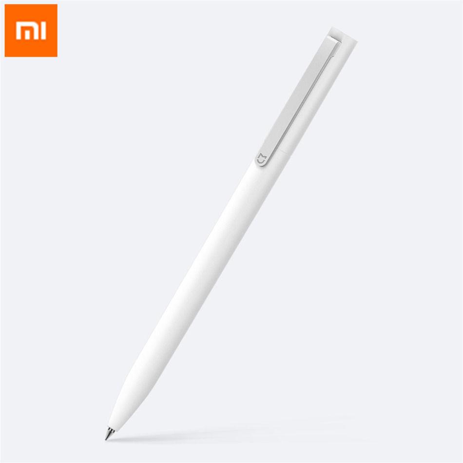 Original Xiaomi Mijia Signing Pens 9.5mm Refill Black PREMEC Smooth Sign Pen