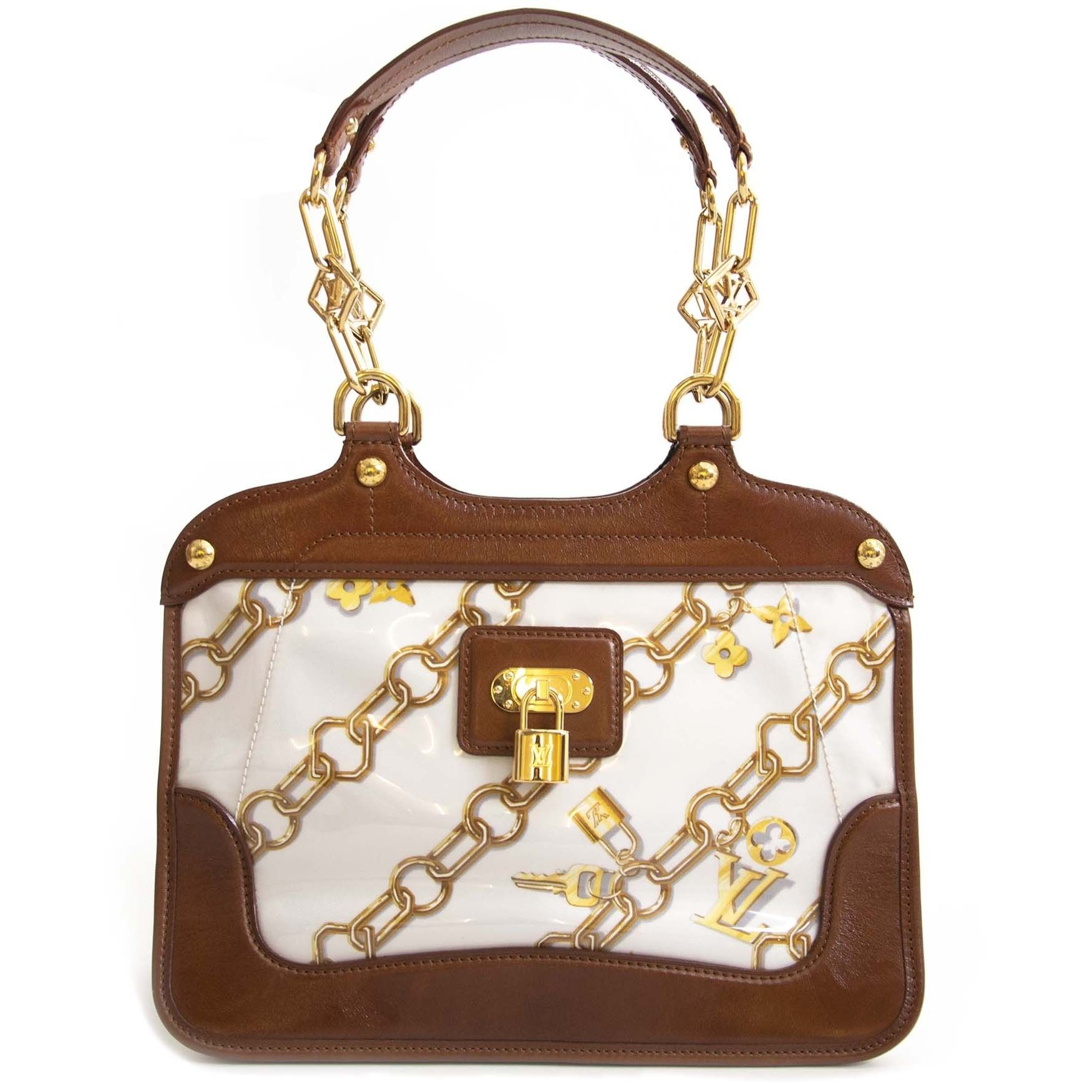 60bbbdb99709 Louis Vuitton Limited Edition Monogram Charms Shoulder Bag
